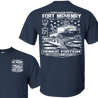 USS FORT MCHENRY LSD 43 T Shirts and Hoodies