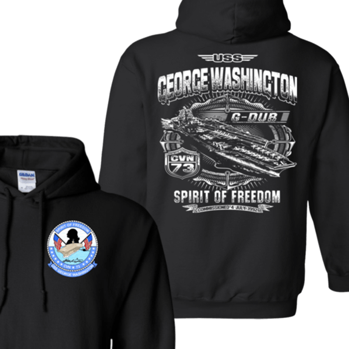 USS George Washington CVN 73 T Shirt