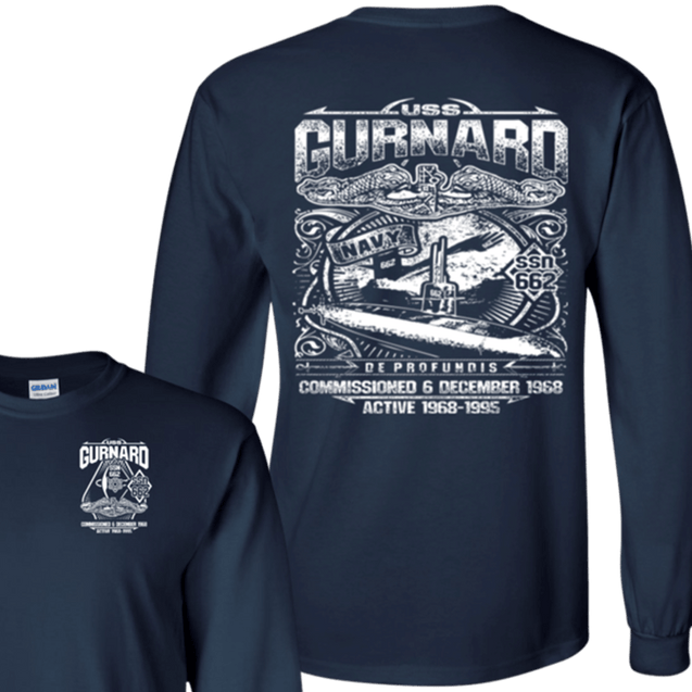 USS Gurnard SSN 662 T Shirts and Hoodies