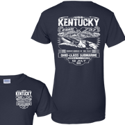 USS KENTUCKY SSBN 737 T Shirts and Hoodies