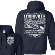 USS LOUISVILLE SSN 724 T Shirts and Hoodies