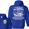 USS McCampbell DDG 85 T Shirts and Hoodies