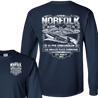 USS NORFOLK SSN 714 T Shirts and Hoodies