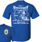USS NORMANDY CG 60 T Shirts and Hoodies