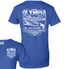 USS OLYMPIA SSN 717 T Shirts and Hoodies