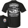 USS Pinckney DDG 91 T Shirts and Hoodies