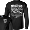 Image of USS SPRINGFIELD SSN-761  T Shirts and Hoodies