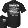 USS Wainwright DLG 28 T Shirts and Hoodies