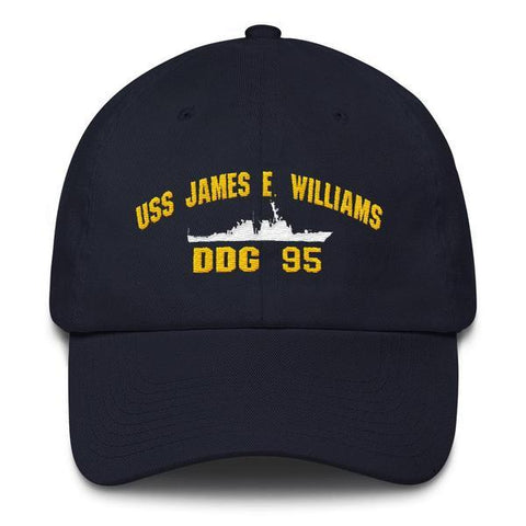 Image of USS JAMES E. WILLIAMS DDG 95 Baseball Cap