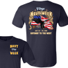 Navy Week in Fargo Tshirt And Long Sleeve