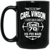 Image of USS Carl Vinson CVN 70 Mugs