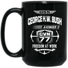 Image of USS George H.W Bush CVN-77 Coffee Mugs