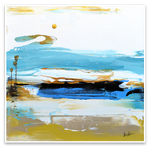 Load image into Gallery viewer, The Original Palm Seascape Series - Steve Adam Prints