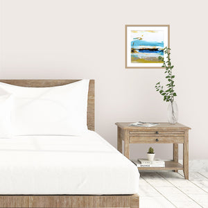 Steve Adam Fine Art Print in Bedroom