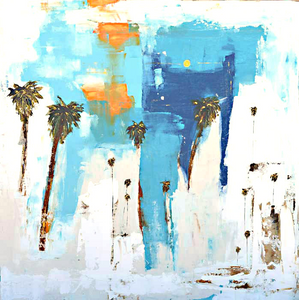 Laguna Beach Abstract Art