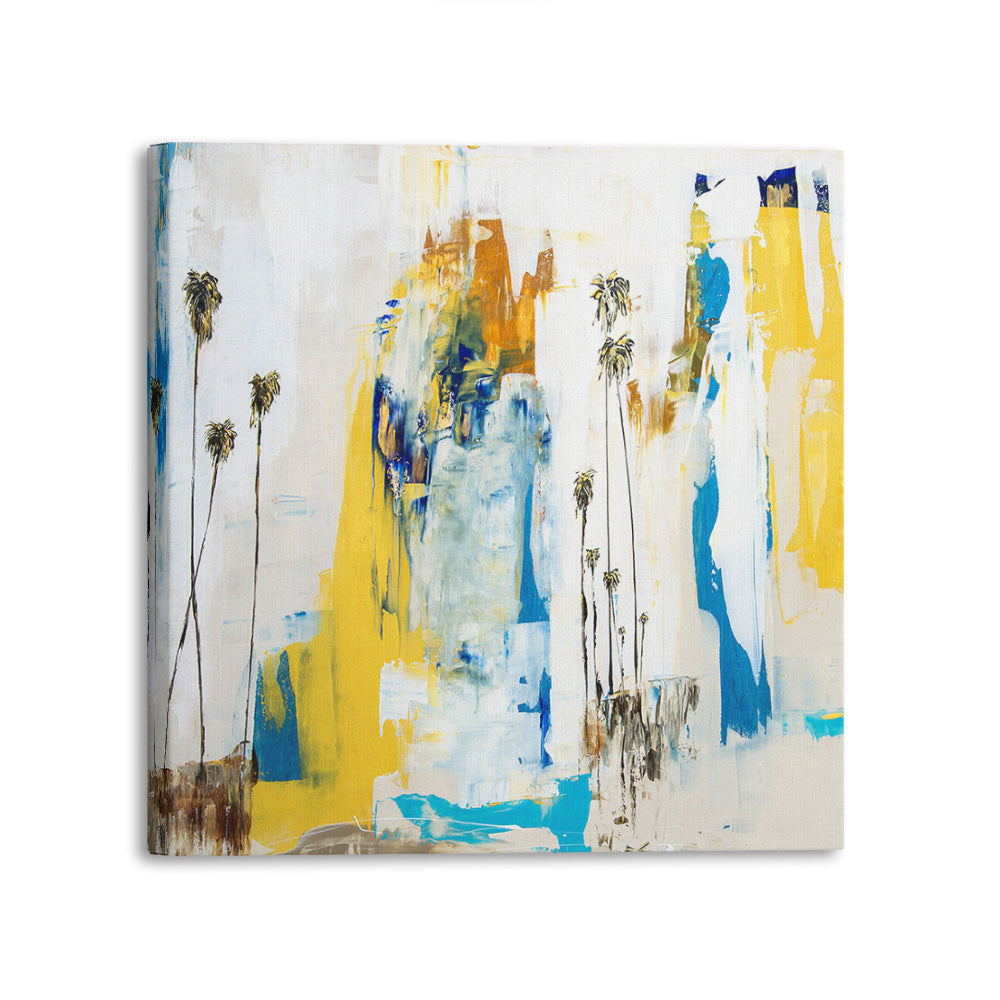 Coastal Abstract Impressionism - Steve Adam Gallery