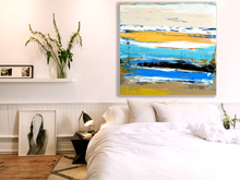 Abstract Dana Point Artist