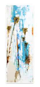 Coastal Sand Palms - Southern California Art