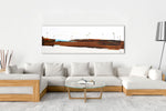 Load image into Gallery viewer, Steve Adam Art on living room wall