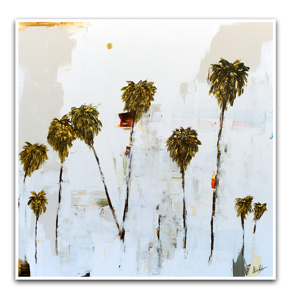 Laguna Palm Series - Steve Adams Artist