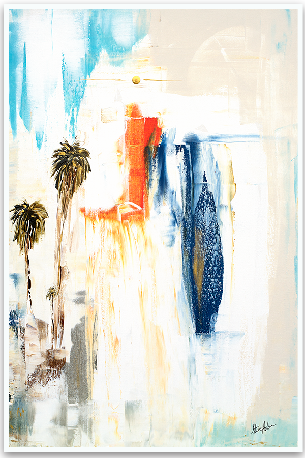 Abstract Palm Series - Steve Adam Gallery