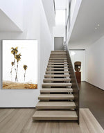 Load image into Gallery viewer, coastal modern palm tree art