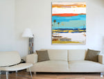 Load image into Gallery viewer, Abstract Art in Modern Interior