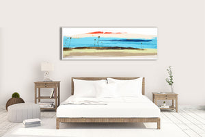 Steve Adam Original Seascape series art