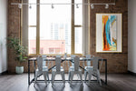 Load image into Gallery viewer, Steve Adam Original in New American Meeting Room