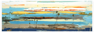 Coastal Modern Abstract Art - Steve Adam Gallery