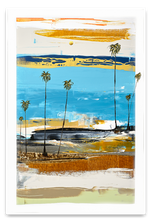 Load image into Gallery viewer, Palm Tree Abstract Art - Steve Adams