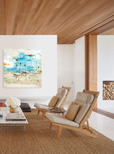 Steve Adams Mirage Series in Modern Living Room
