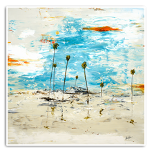 Palm Seascape - Mirage Series