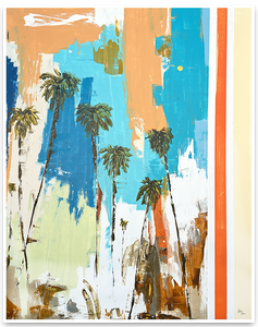 Modern Contemporary Laguna Beach Artist