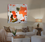 Load image into Gallery viewer, Abstract Art in Living Room
