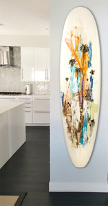 Colorfall Surfboard