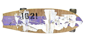 Steve Adam 1621 Skateboard series