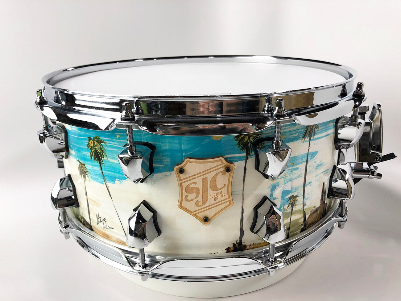Commemorative Snare Drums