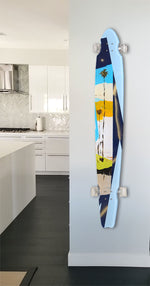 Load image into Gallery viewer, Moody Blues Skateboard