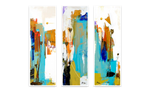 Load image into Gallery viewer, Original Triptych