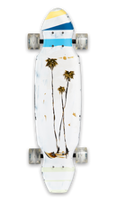 Load image into Gallery viewer, Crystal Clear Skateboard