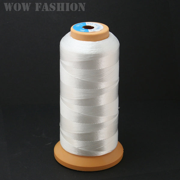 On Ssle!! 0.25MM Bead Thread 700m/lot White Nylon Thread For Bracelet Jewelry Accessories FXT010-69