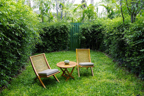 5 Creative Ways to Use Garden Furniture This Summer