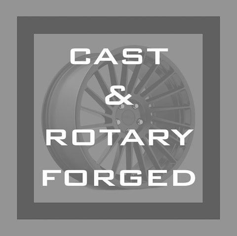 Cast & Rotary Forged Wheels | Offered by CedarPerformance