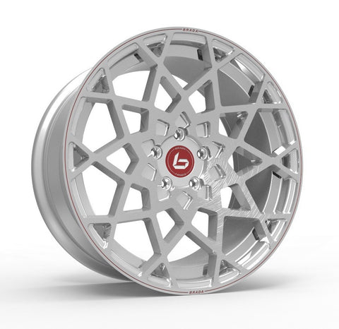 Brada CR-1 Machined Silver | Offered by CedarPerformance