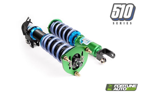 Fortune Auto 510 Series Coilovers | Offered by Cedar Performance