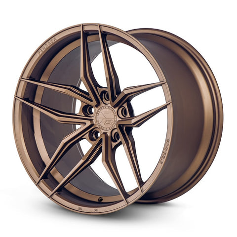 Ferrada Forge-8 FR5 Matte Bronze | Offered by CedarPerformance