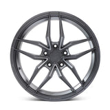 Ferrada Forge-8 FR5 Matte Graphite | Offered by CedarPerformance