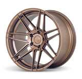 Ferrada Forge-8 FR6 Matte Bronze | Offered by CedarPerformance