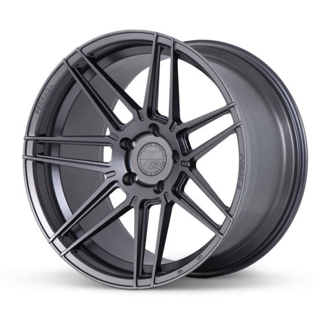 Ferrada Forge-8 FR6 Matte Graphite | Offered by CedarPerformance